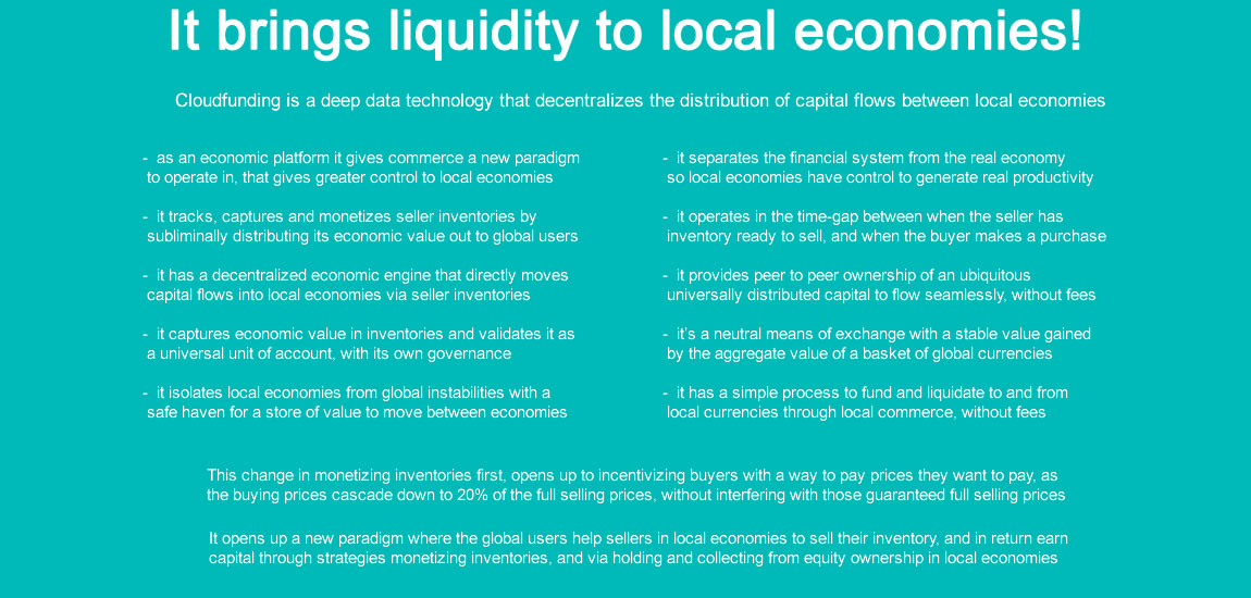Liquidity in Local Economy